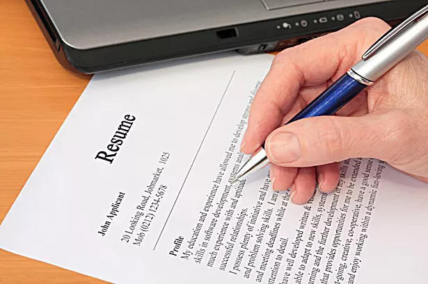 Writing Your Resume